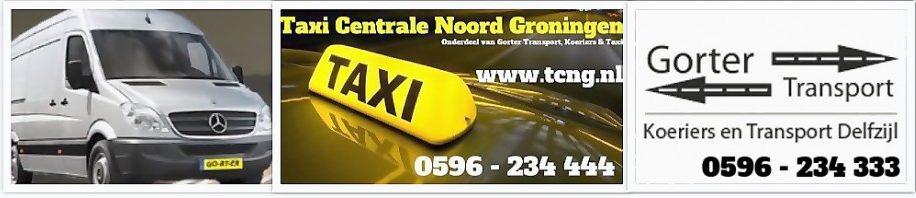 Gorter Transport, Koeriers & Taxi Delfzijl